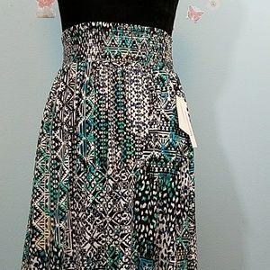 Long Skirt- New